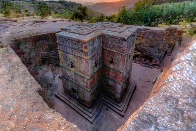 1 Day tour of Lalibela churches