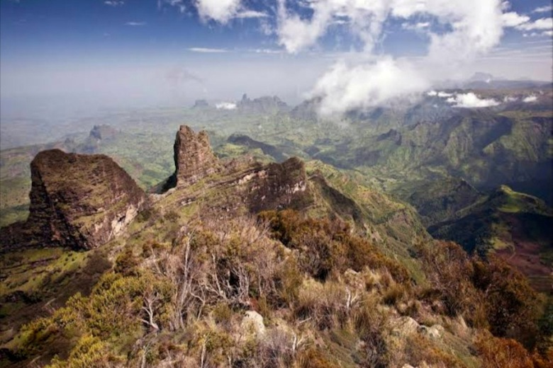 6 DAYS SIMIEN MOUNTAIN TREKKING